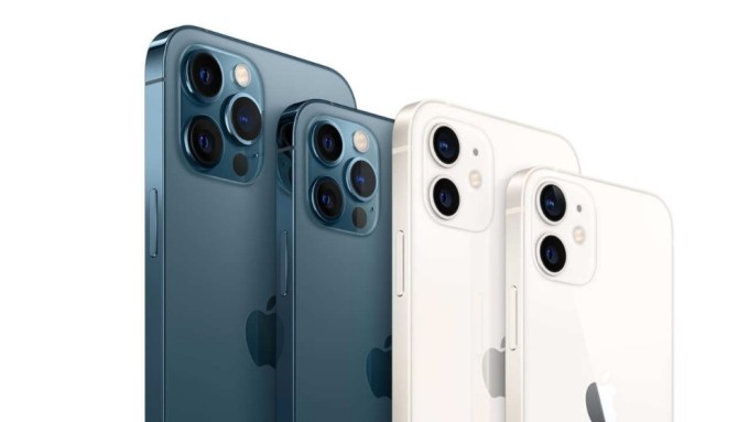 Ngoại hình của iPhone 13 có thể không khác biệt nhiều với bản tiền nhiệm. Ảnh: Apple.