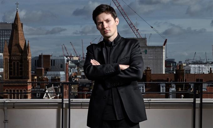 Pavel Durov. Ảnh: Fortune.