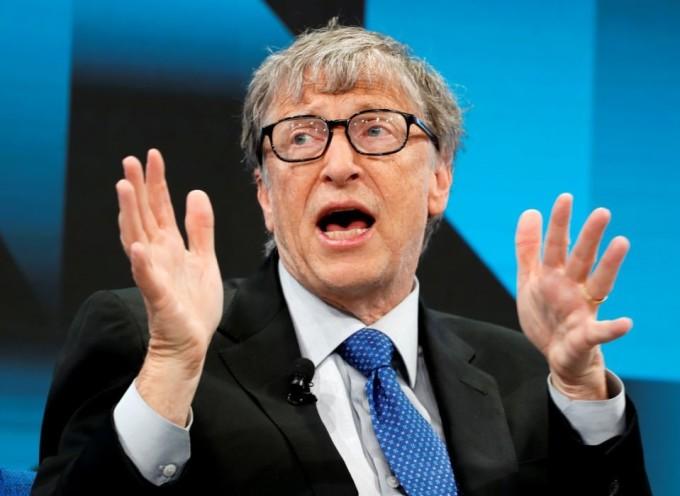 Tỷ phú Bill Gates từng gọi Bitcoin là khoản đầu cơ điên rồ. Ảnh: Reuters.