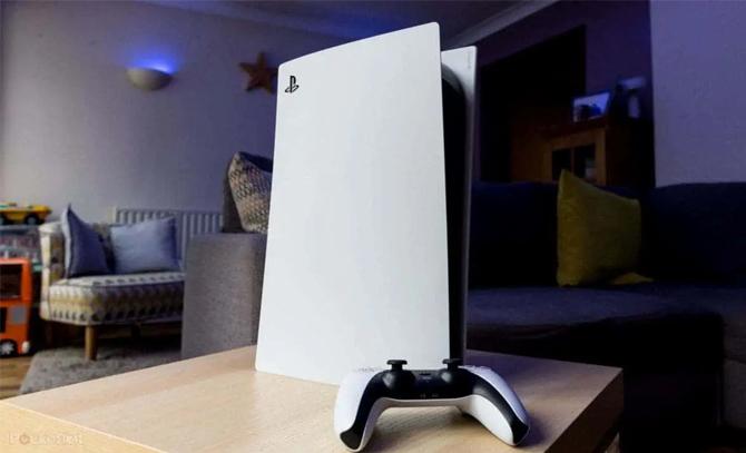 PlayStation 5 khan hàng trên toàn thế giới do thiếu hụt linh kiện sản xuất. Ảnh: Gizchina