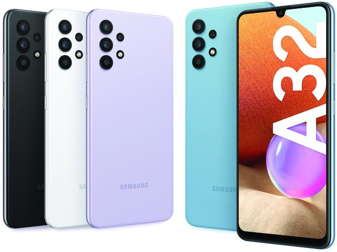 Samsung cải tiến thiết kế dòng Galaxy A2021.