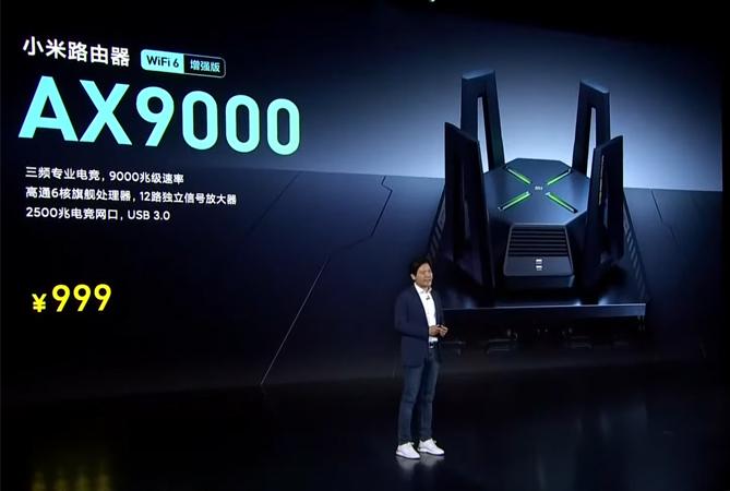AX9000 là bộ phát Wi-Fi dân dụng mạnh nhất thế giới