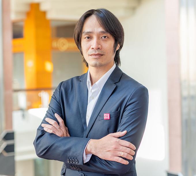 Ông Thái Trí Hùng, sinh năm 1980 - CTO của MoMo.