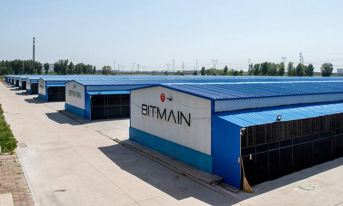 Một khu nhà máy đào Bitcoin tại vùng Nội Mông. Ảnh: IEEE.