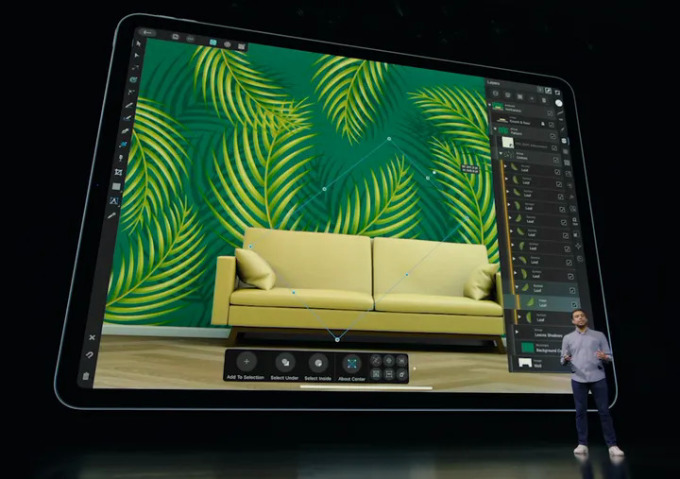 iPad Pro M1 được Apple nâng cấp sức mạnh vượt trội, phù hợp cho cả công việc lẫn giải trí.