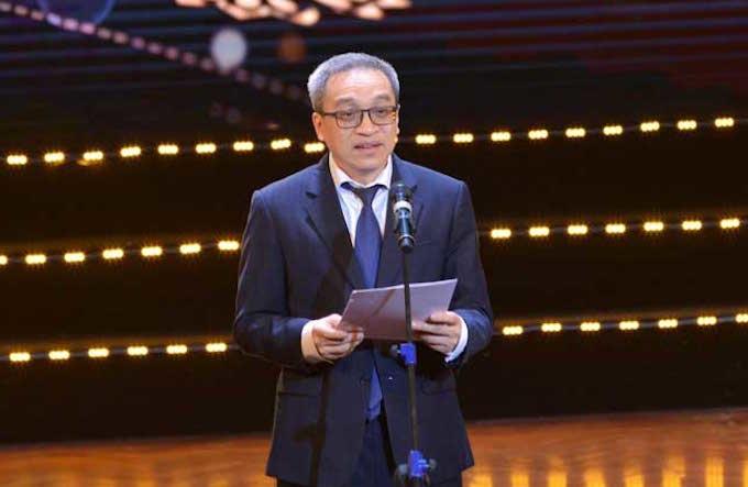 Thứ trưởng Thông tin và Truyền thông Phan Tâm.