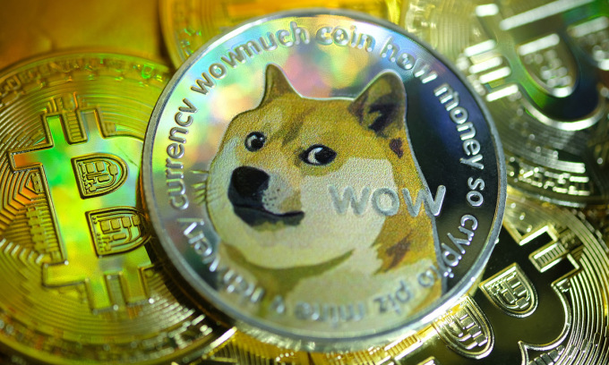 Dogecoin's journey from joke to high-priced virtual currency