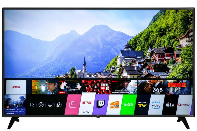 Loạt TV 75 inch giá 25 triệu đồng