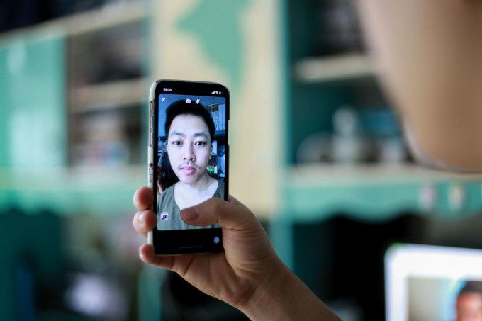 Dự kiến người cách ly tại nhà sẽ đăng ký dữ liệu luôn mặt, định vị thông qua smartphone để khai báo y tế ba lẫn mỗi ngày.