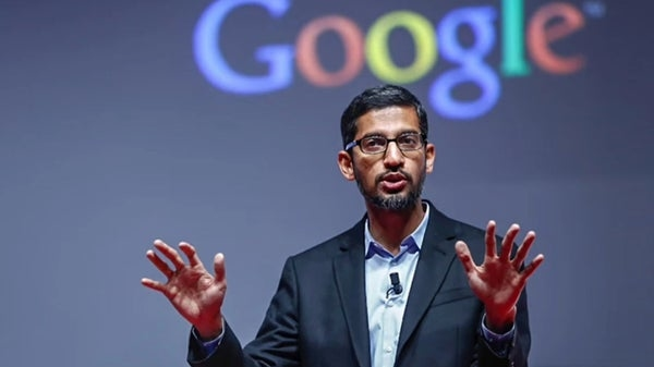Google CEO: 'AI is mankind's greatest discovery'