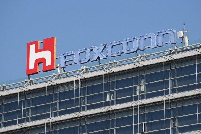 Foxconn hiện đặt nhiều nhà máy sản xuất iPhone tại Trịnh Châu, tỉnh Hà Nam - nơi đang hứng chịu trận lũ lịch sử trong vòng một thập kỷ qua. Ảnh: AFP.