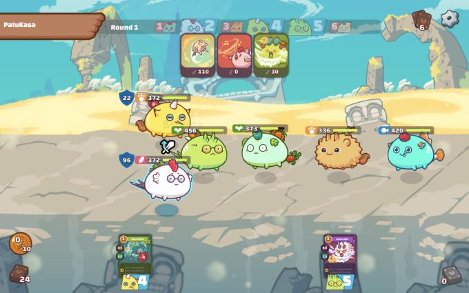 Người chơi sở hữu một đội thú cưng, để mua bán hoặc mang đi chiến đấu.
