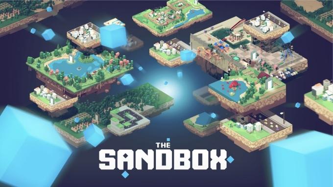 The Sandbox cho phép người chơi xây dựng thế giới riêng tương tự Minecraft. Ảnh: The Sandbox.