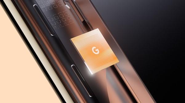 Dòng smartphone Pixel mới của Google sẽ chạy trên bộ xử lý Tensor, được thiết kế để hỗ trợ các tác vụ AI. Ảnh: Google.
