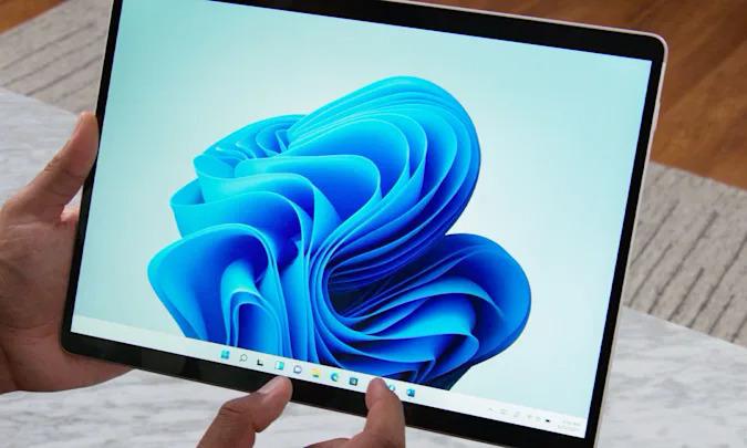 Windows 11 tương thích với nhiều kích thước màn hình. Ảnh: Microsoft