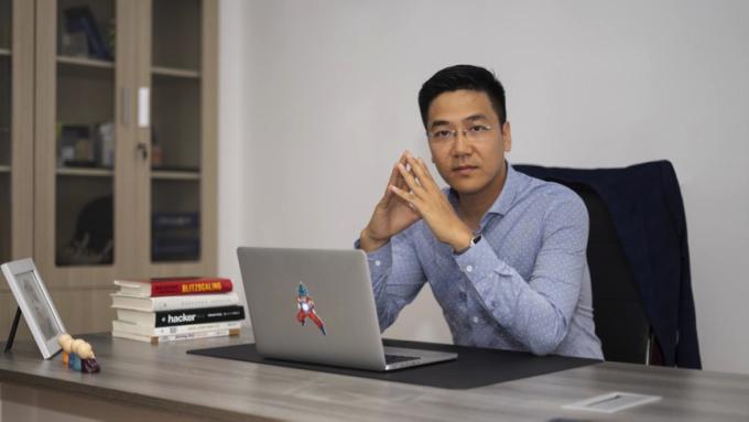 Ông Nguyễn Minh Đức Founder & CEO CyRadar.