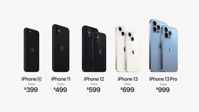 Apple ra bốn mẫu iPhone 13, iPad mới và Watch Series 7 - page 2 - 6
