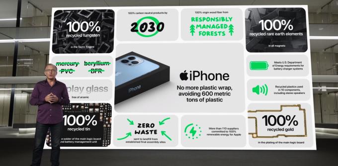 Apple bị chỉ trích vì cắt giảm phụ kiện iPhone 13