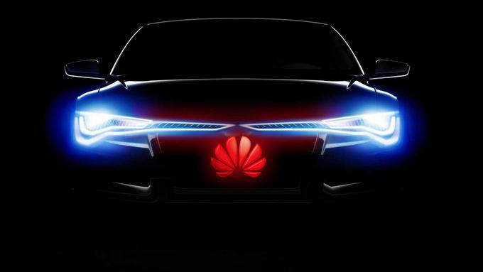 Huawei đang chuyển hướng sang lĩnh vực xe tự lái. Ảnh: Moto1
