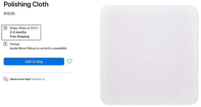 Những phụ kiện 'đắt vô lý' của Apple